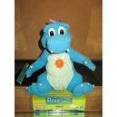 "Dragon Tales 9.5"" Plush Ord Dinosaur Doll"