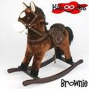 Kaboodles Plush Rocking Horse w/Sound and Motion  Kaboodles Plush Rocking Horse w/Sound and Motion