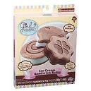 Girl Gourmet Ice Cream Sandwich Maker Refill Pack Graham Cracker