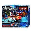 Carrera Go Avengers Hero Team Chase 1:43 Scale Slot Car Track Set