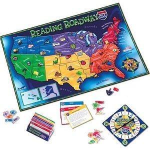 Reading Roadway USA Game