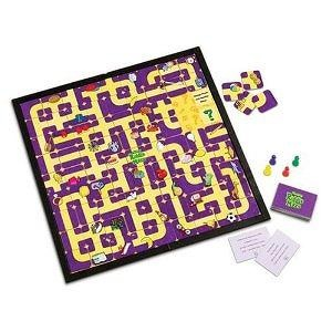 Reading Riddles Maze Game