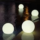 Chill Lite Bubble Floating Light Show