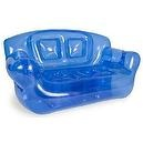 Bubble Inflatables Inflatable Couch, BLUE  Bubble Inflatables Inflatable Couch