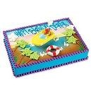 Sesame Street Elmo Boating Cake Decorating Kit