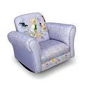 Disney Tinker Bell Fairies Natures Sonnet Deluxe Rocking Chair