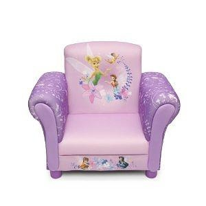 Delta Enterprise Fairies Upholstered Chair