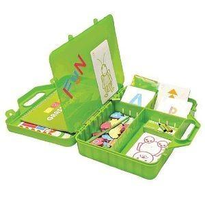 Grasshopper Preschool Prep Kit: ABCs and Following Directions