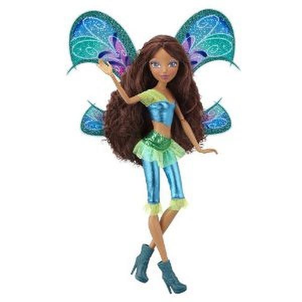 Winx Deluxe Fashion Doll Believix Aisha
