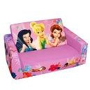 Marshmallow - Flip Open Sofa - Disney Fairies Theme