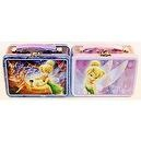 12-Pack Disney Fairies Tinkerbell Small Embossed Lunch Box Tins