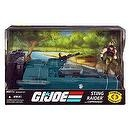 G.I. Joe Sting Raider with Copperhead Figure