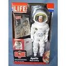 "2002 G.I. Joe ASTRONAUT 12"" Apollo Moon Landing Life Magazine MIB"