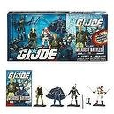 G.I. JOE Greatest Battles DVD Collectors set including Duke, Cobra Commander, Snake Eyes and Storm Shadow and DVD