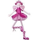 "Maison Chic Fairy Princess 47"" Bright Pink Dancing Toy"