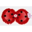 Childs Lady Bug Dress Up Wings, RED/BLACK