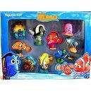 Finding Nemo Figures Playset (Set of 9 Figures) (Walt Disney World Exclusive)