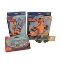 Finding Nemo Deluxe Swim Set - Includes Swim Raft, Armbands, Goggles, and Sunglasses
