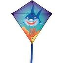 "HQ Kites Eddy Sharky 27"" Diamond Kite"