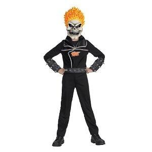 Ghost Rider Child 14-16 Costume Disguise Inc Ghost Rider Tween Costume
