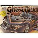 ghost rider corvette road racer model kit