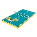 Poolside/Floating Table Tennis Game
