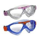 Aqua Sphere Vista Junior 2 Pack Swim Goggles  Aqua Sphere Vista Junior 2 Pack Swim Goggles
