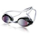 Speedo Junior Vanquisher Plus Mirrored Swim Goggle (Silver/Smoke)  Speedo Junior Vanquisher Plus Mirrored Swim Goggle
