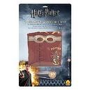 Quidditch Blister Set Licensed Kids  Harry Potter Quidditch Costume Set Hooded Robe, Goggles, Golden Snitch.