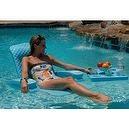 Texas Recreation Unsinkable Ensolite Chair, Blue  Baja Folding Chair