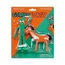 NJ Croce Gumby and Pokey Bendable Figure Set