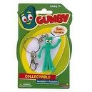 Gumby Gumbitty Bendable Figure Key Chain