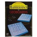 American Educational SR-0671 Communicating Mathematics Intermediate Guide with Geoboard