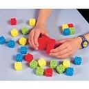 300 Omnifix Cubes 3d Problem Solving Math Linking Manipulatives