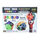 Monkey Business Sports Space Chips Builder Pack Glom Dron (540 Pieces)