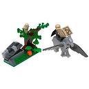 LEGO Set 4750 Harry Potter: Dracos Encounter With Buckbeak