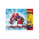Spiderman - Deluxe Remote Controlled Spider-Trike 27MHz R/C
