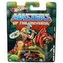 77 DODGE VAN * HE-MAN * Hot Wheels Masters of the Universe 2011 Nostalgia Series 1:64 Scale Die-Cast Vehicle