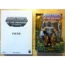 HeMan Masters of the Universe Classics Exclusive Action Figure Fisto