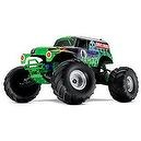 Traxxas RTR 1/10 Monster Jam Grave Digger with 7 Cell Battery and Charger