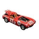 BBR 1:18 Scale 1954 Ferrari 375 Plus V #19 Carrera Panamericana Winner