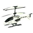 Silverlit Blue Sky Heli for iPod, iPhone, and iPad (White)