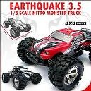 Redcat Racing Earthquake 3.5 Red