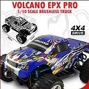 Redcat Racing Volcano EPX Pro 1/10 Scale Brushless Electric Monster Truck