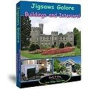 Jigsaws Galore Buildings and Interiors Puzzle Game for Windows PC: Castles, Contemporary Homes, Cottages, Chalets, Condos, Coun