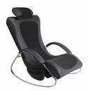 BoomChair Sky Lounger Boom Chair, Black