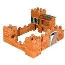 Teifoc Large Castle Brick Construction Set