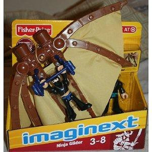 c83530a7ebba Fisher Price Imaginext Ninja Glider [Toy] [Toy] [Toy] [Toy] [Toy]