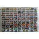 108 Hot Wheels/Disney Pixar Cars 1:64 Scale Diecast/Pixar Car Display Case, Redline (AHW64-108)