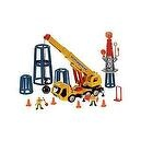 Fisher-Price Imaginext Construction Crane and Tower Play Set [Toy]